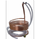 Immersion Wort Chiller, Copper Coil